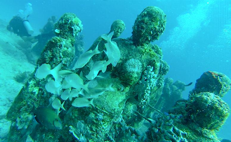Cancun (Yucatán Yarımadası) Su Aktiviteleri