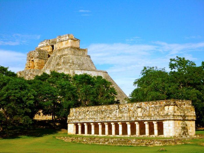 Cancun (Yucatán Yarımadası) Antik Kentleri