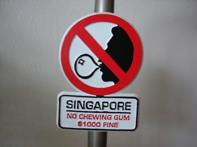 singapur-sakiz-yasagi