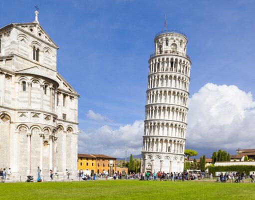 Pisa Kulesi, İtalya