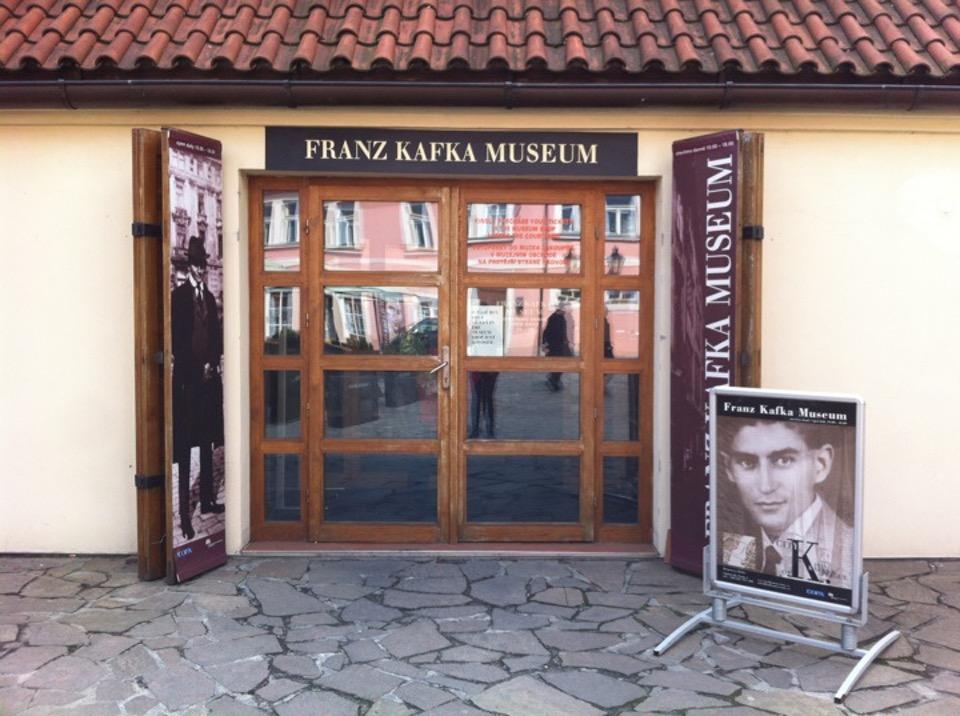 Franz Kafka Müzesi, Prag