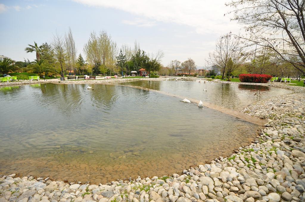 incilipınar park