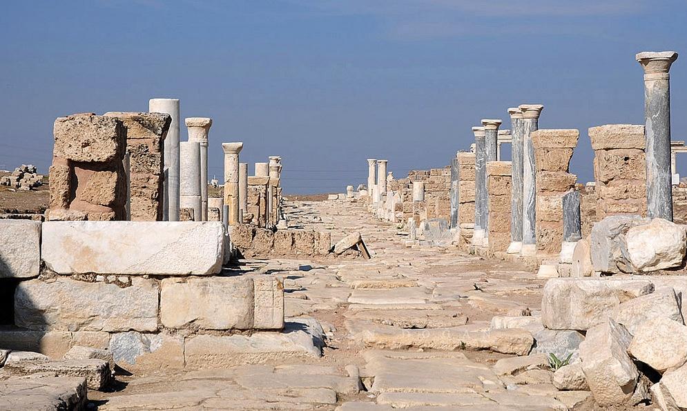 laodikya antik kent