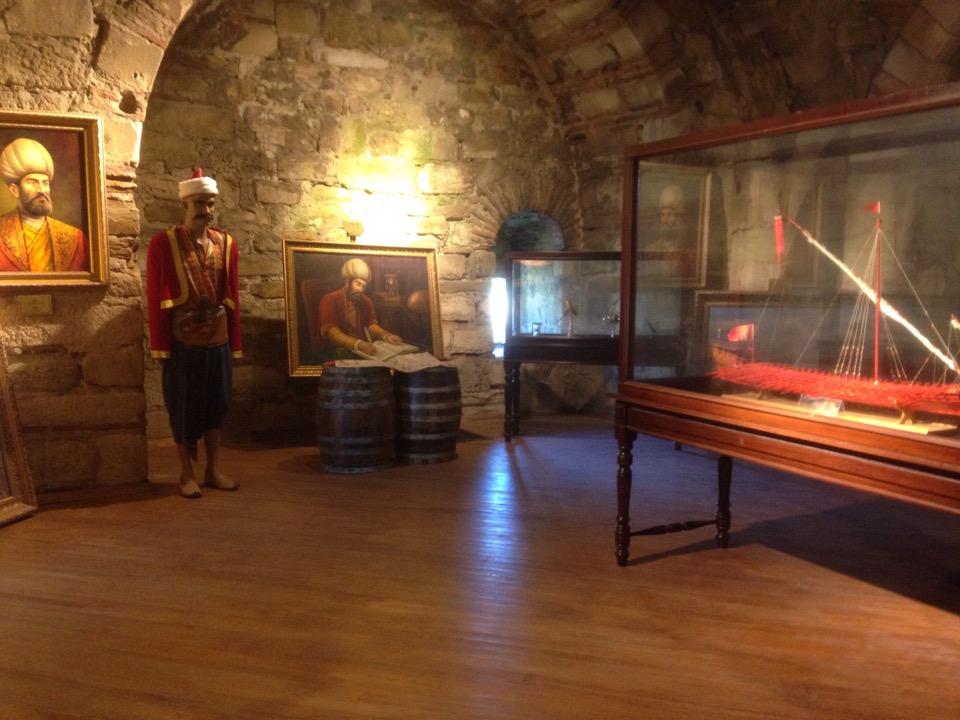 piri reis müzesi