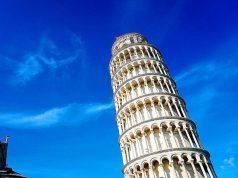 pisa kulesi neden yamuk