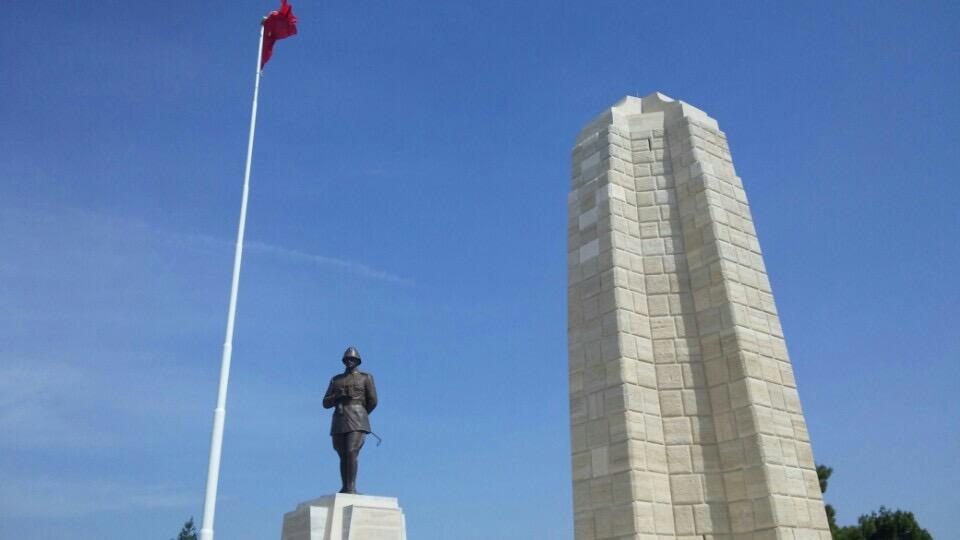 yeni zelanda anıtı