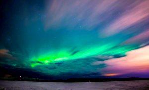 helsinki kuzey ışıkları