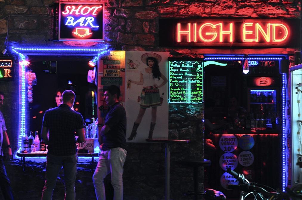 marmaris barlar sokağı