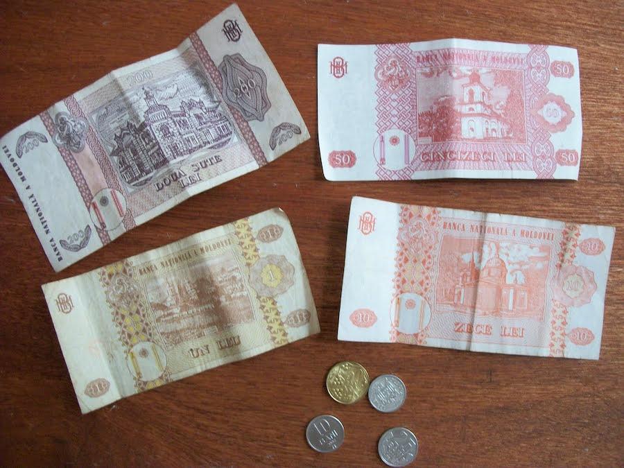 moldova para birimi