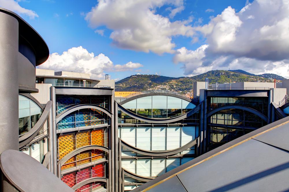 Çağdaş Sanat Müzesi Nice Fransa
