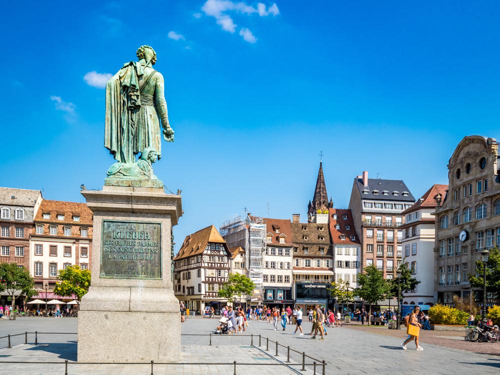 Kleber Meydanı Strazburg