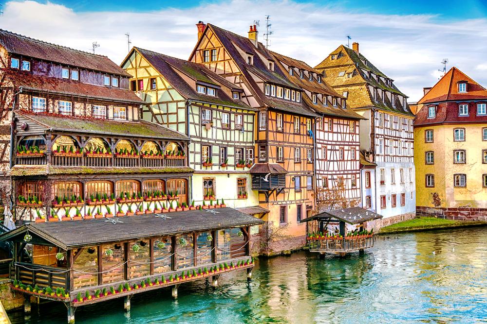 La Petite France Strazburg