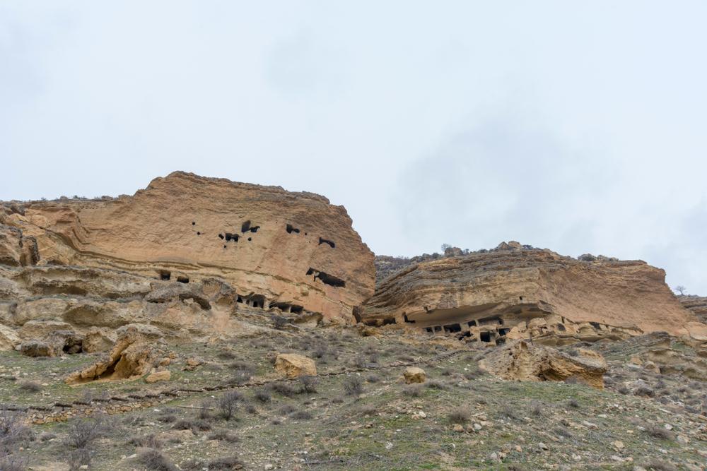 Manazan Mağaraları Karavan