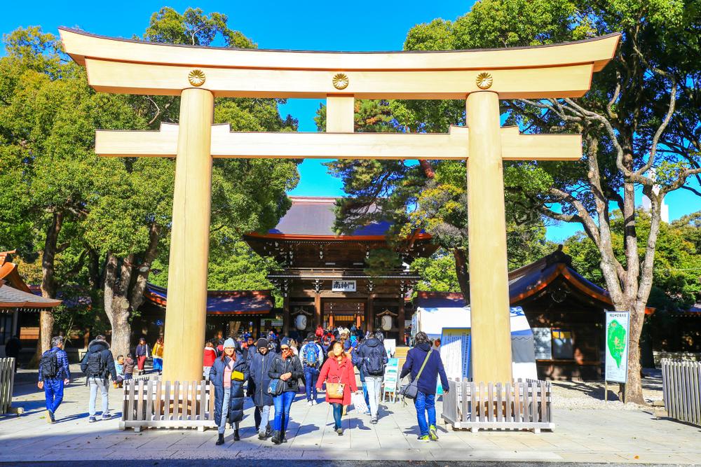 Meiji Jingu Tokyo