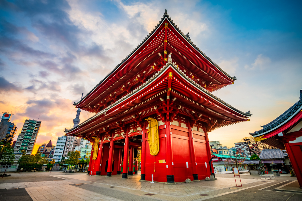 Sensōji Tapınağı Tokyo