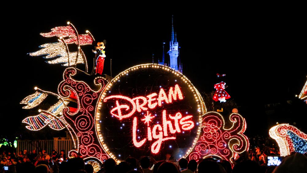 Tokyo Disneyland ve DisneySea