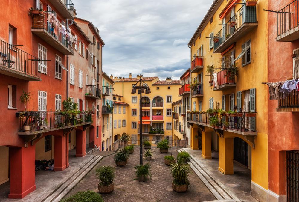 Vieille Ville Nice