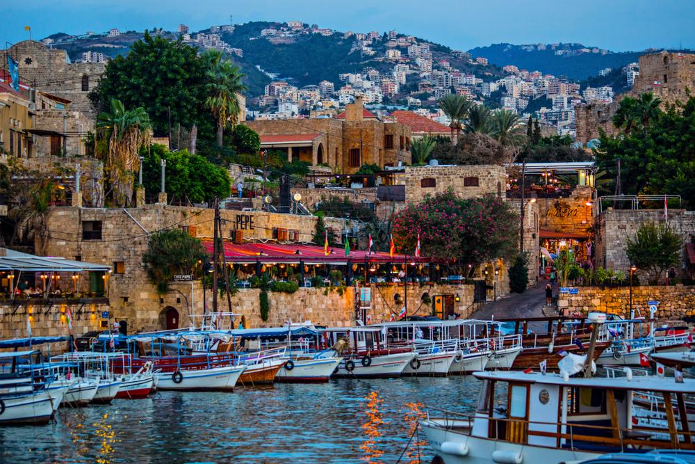 Biblos Lübnan
