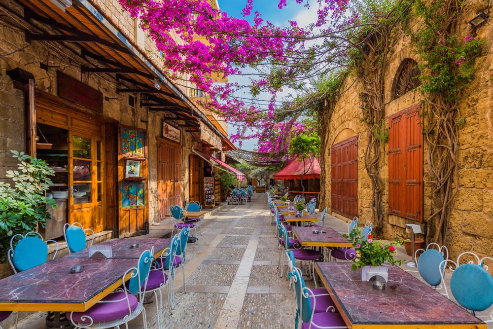 Biblos, Lübnan