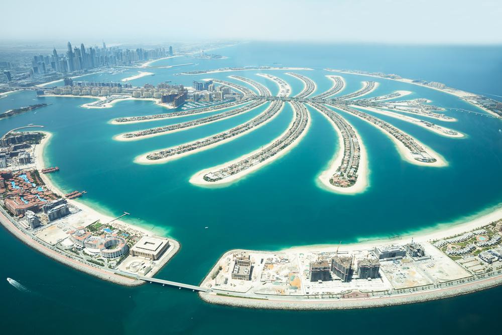 Dubai Palmiye Adaları