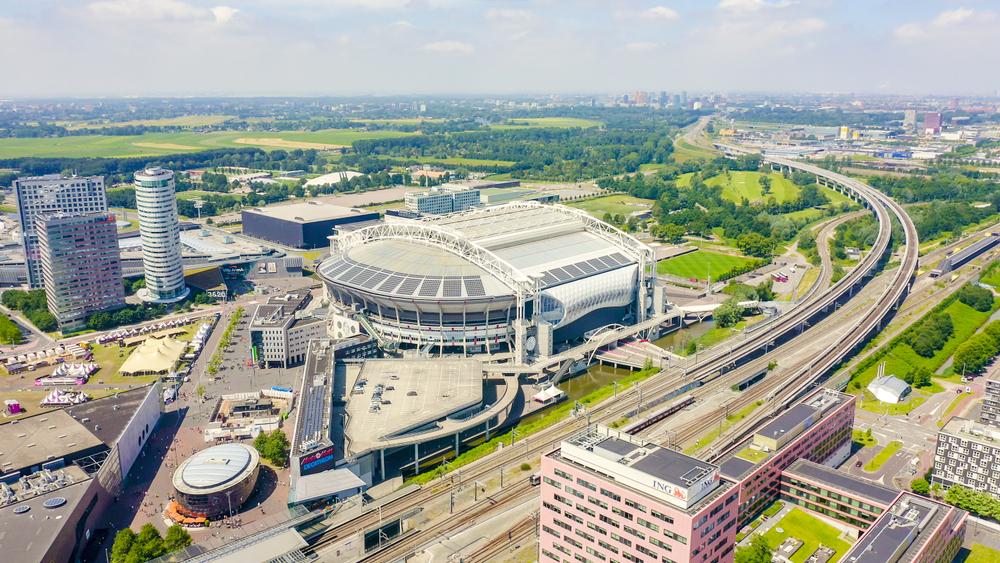 Johan Cruijff Stadyumu, Amsterdam - Copy