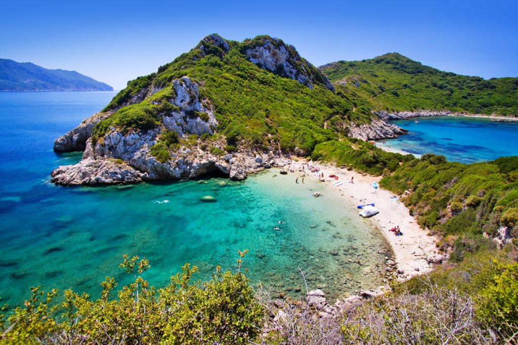 Korfu Adası – Yunanistan
