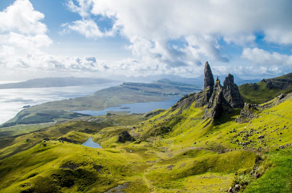 Skye Adası - İskoçya