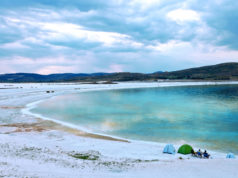 Salda Gölü Burdur